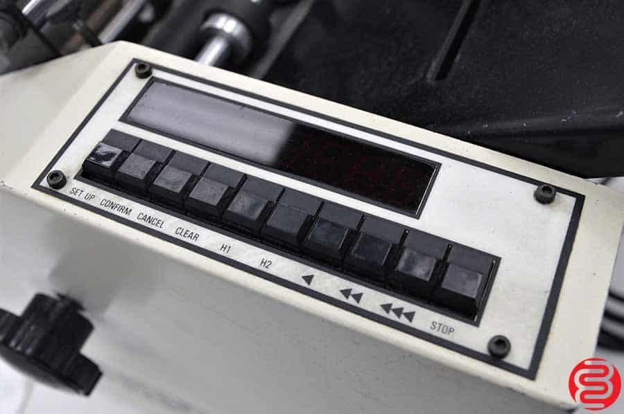 Graphic Whizard Model K Numbering Machine