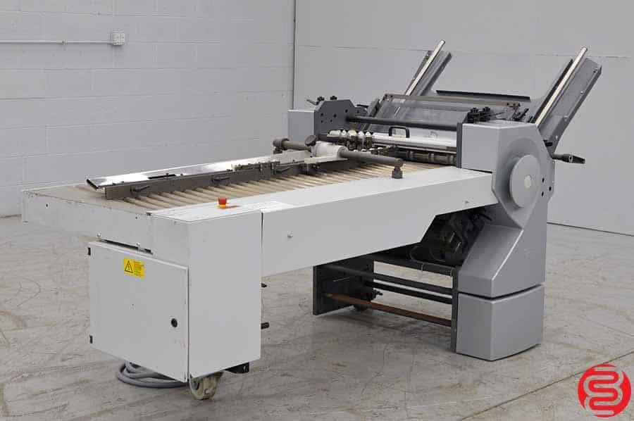 Heidelberg BUH 66 8 Page Unit for Paper Folder