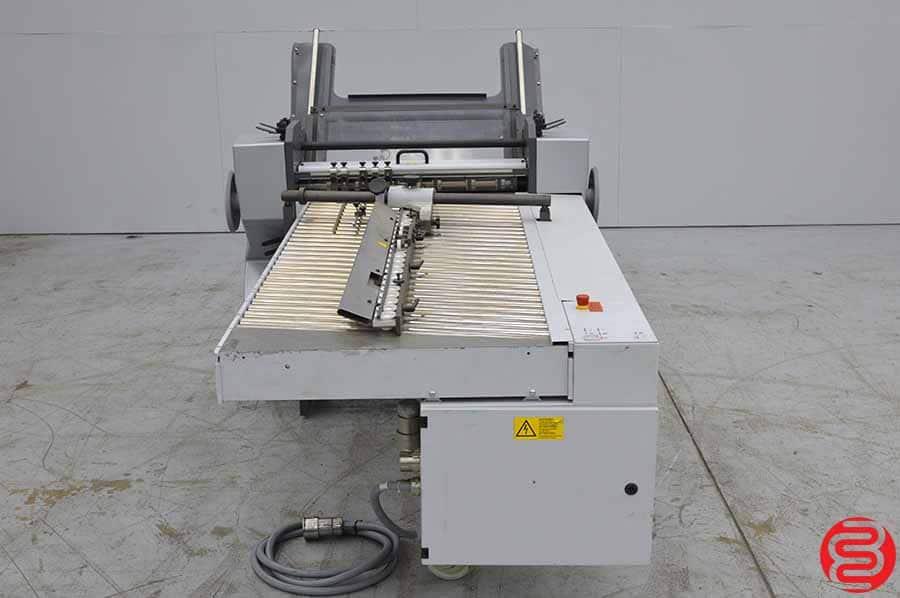 Heidelberg BUH 66 8 Page Unit for Paper Folder