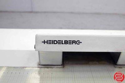 Heidelberg Plate Punch
