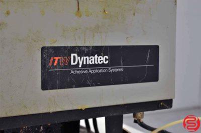 ITW Dynatec Dynaplus Adhesive Supply Unit w/ Two Glue Heads, Dayton Speed Control