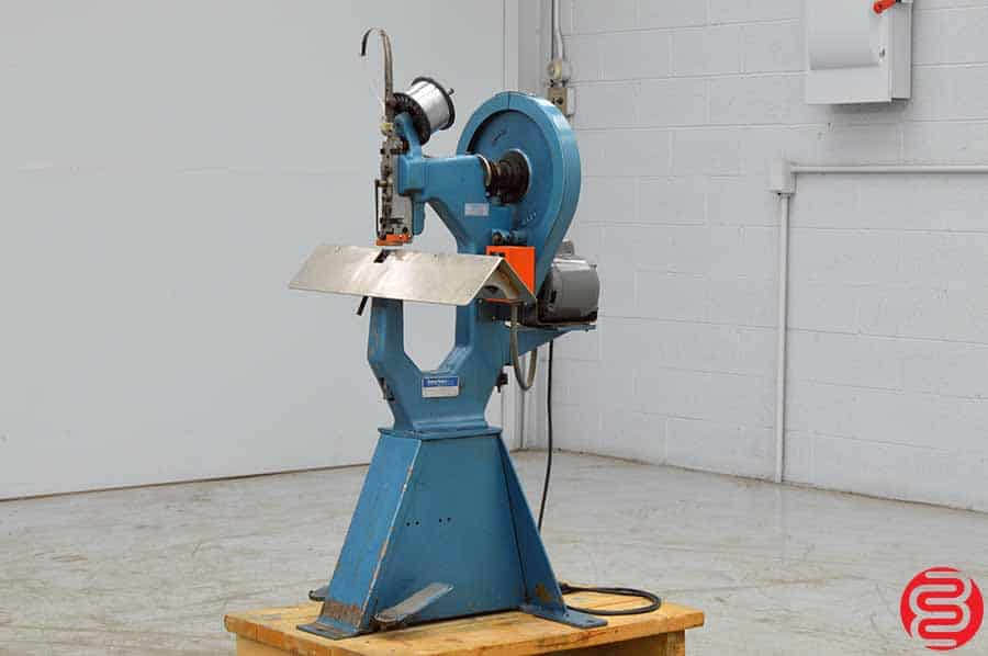 Interlake A Flat Book / Saddle Stitcher