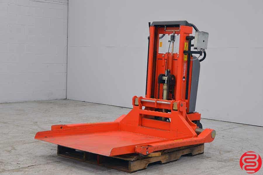 2008 Interthor ELFS 1201 Pallet Stacker w/ Charger