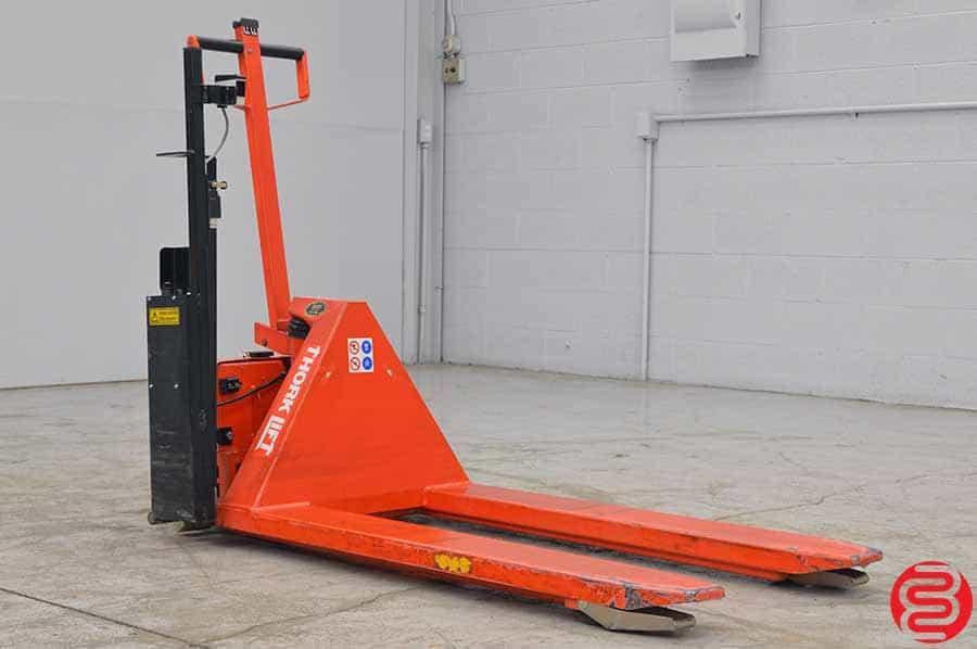 Interthor Electric Thork-Lift 2200 lb Pallet Jack