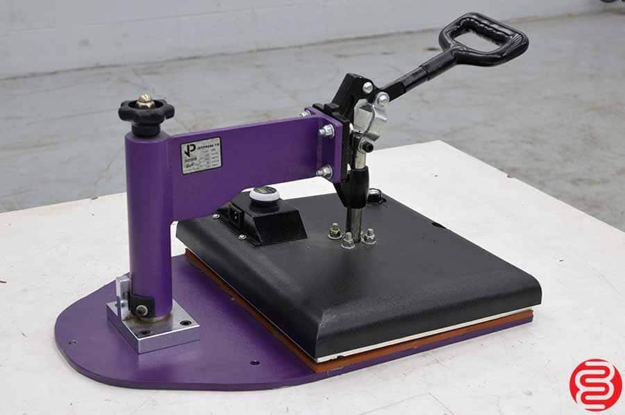 Knight Jp14 Heat Press Platen Boggs Equipment
