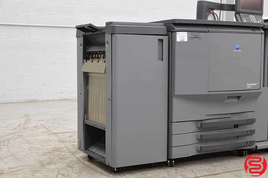 Konica Minolta Bizhub Pro C65hc Color Digital Press