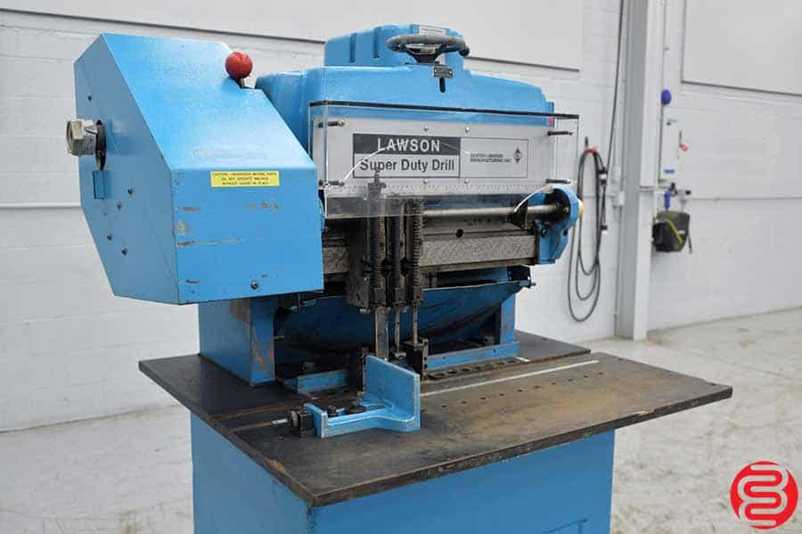 Lawson B3 Super Duty Paper Drill