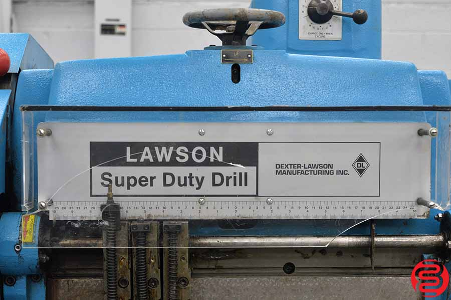 Lawson B3 Super Duty Paper Drill