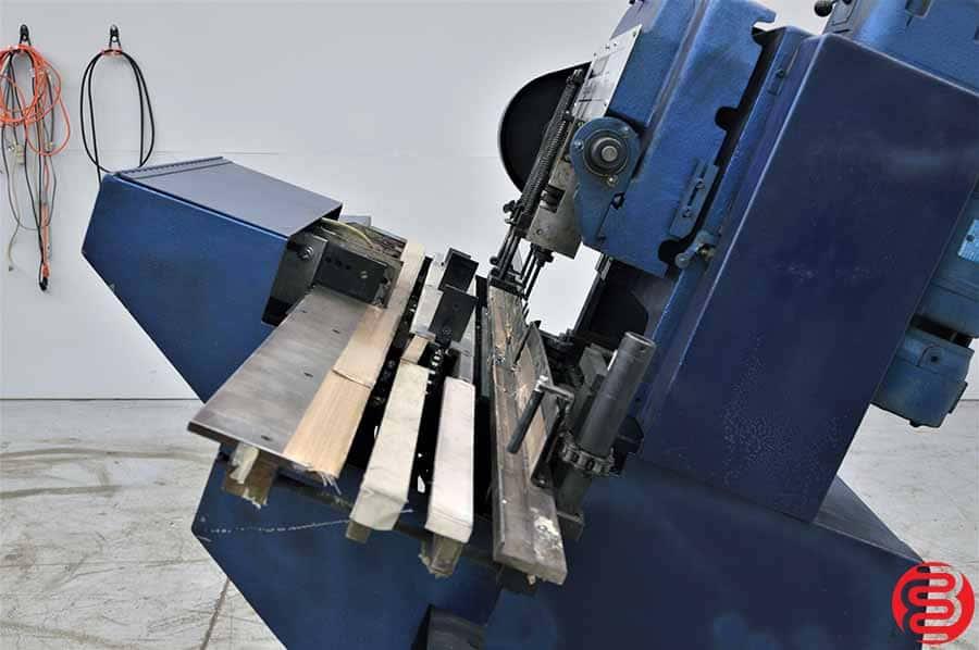 Lawson Super Duty Automated In-line Hydraulic Paper Drill