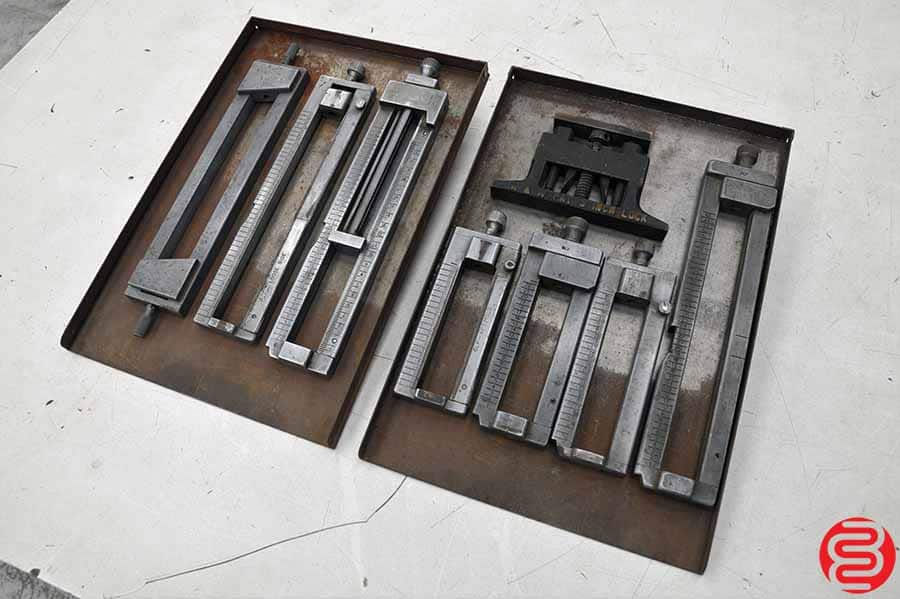 Letterpress Ludlow Composing Sticks