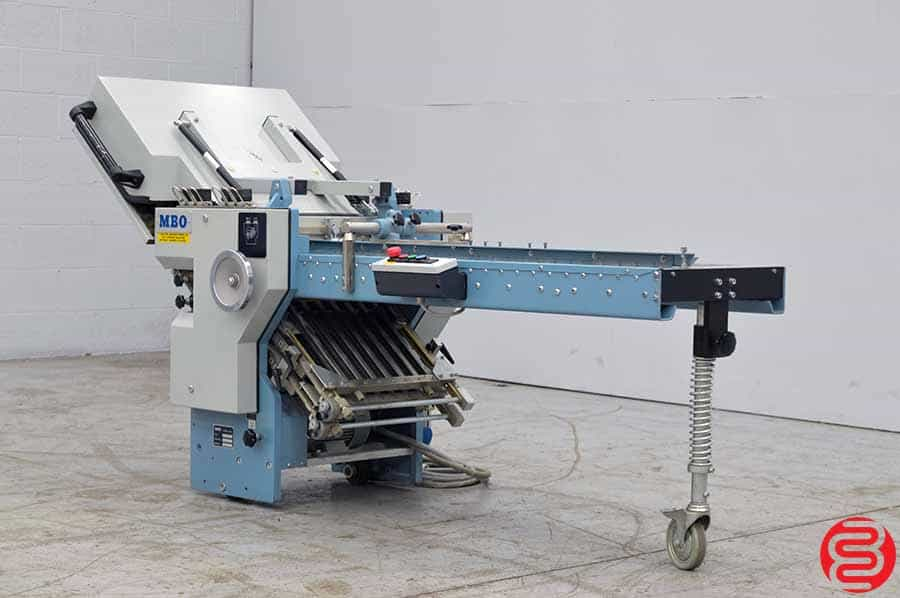 MBO B123 Right Angle 8 Page Unit for Paper Folder