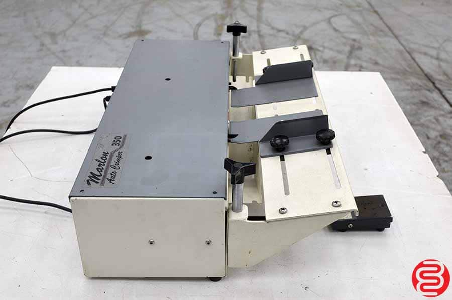 Marlon 350E Double Head Spiral Coil Electric Crimper