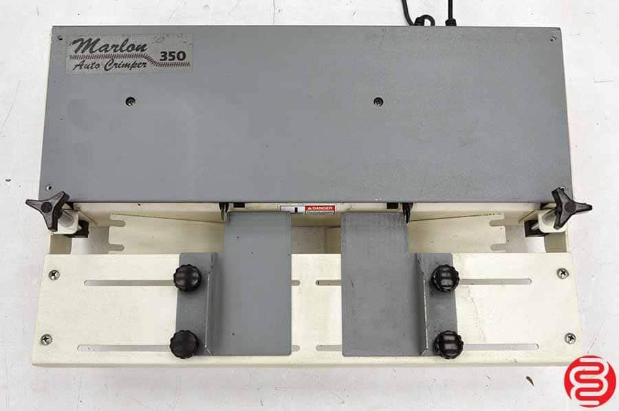 Marlon 350E Double Head Spiral Coil Electric Crimper