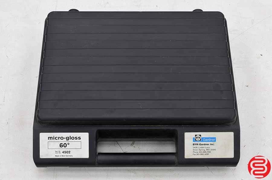 Micro-Gloss 60 Ultra-Compact Portable Gloss Meter