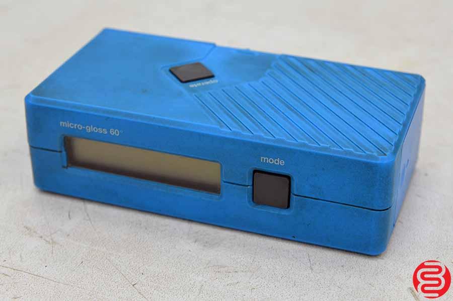 Micro Gloss 60 Ultra Compact Portable Gloss Meter Boggs