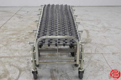 NestaFlex Steel Skate Wheel Flexible Conveyor