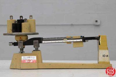 Ohaus Triple Beam Mechanical Balance Scale - 2610g