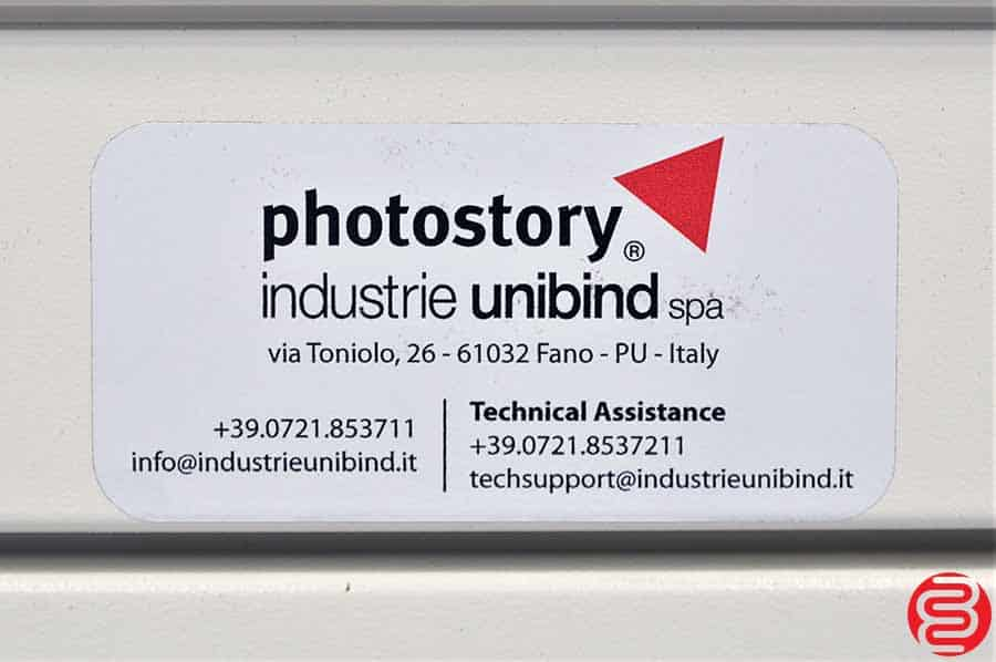 2012 Photostory Photo Book Binder
