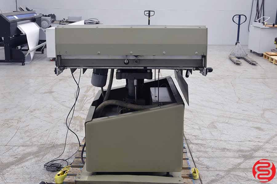 Polar RB5 Large Format Paper Jogger w/ Air Table