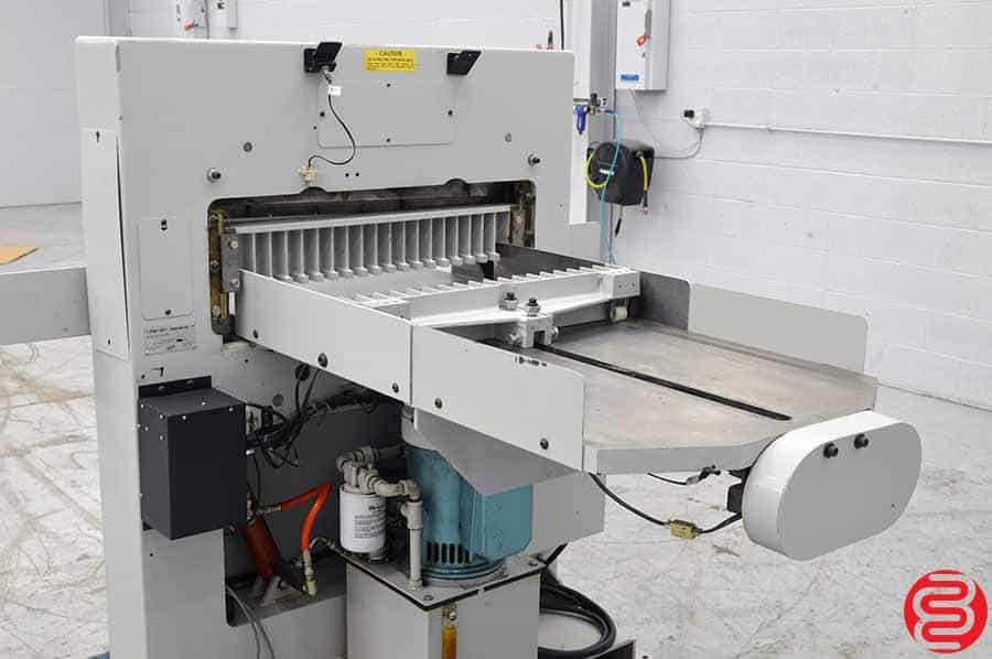 "Pro-Cut 265C Hydraulic Programmable 26.5"" Paper Cutter"