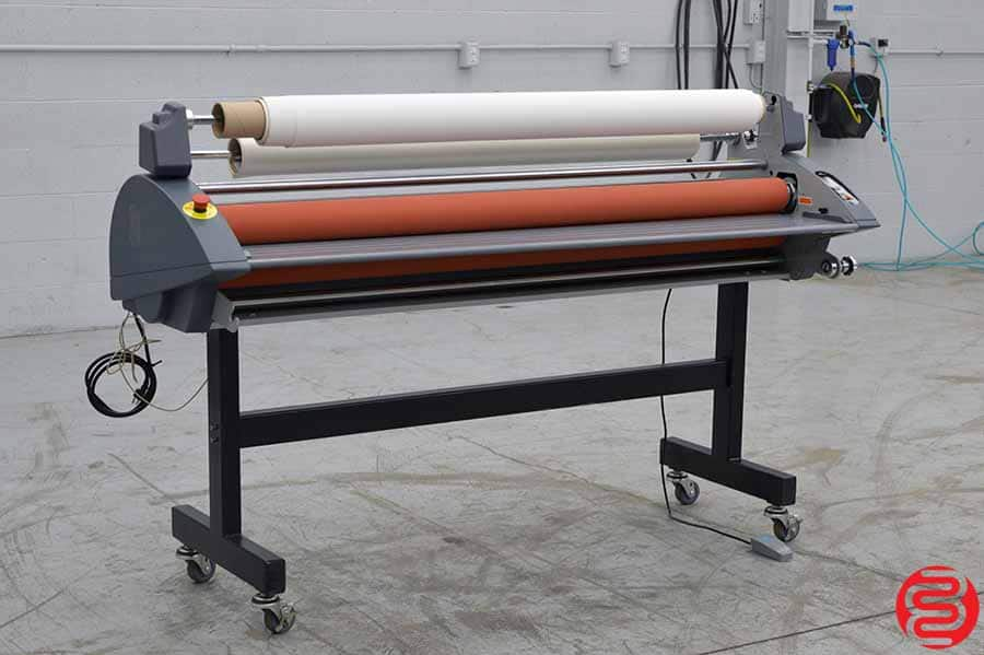 Royal Sovereign 65 inch Wide Format Heat Assist / Cold Roll Laminator