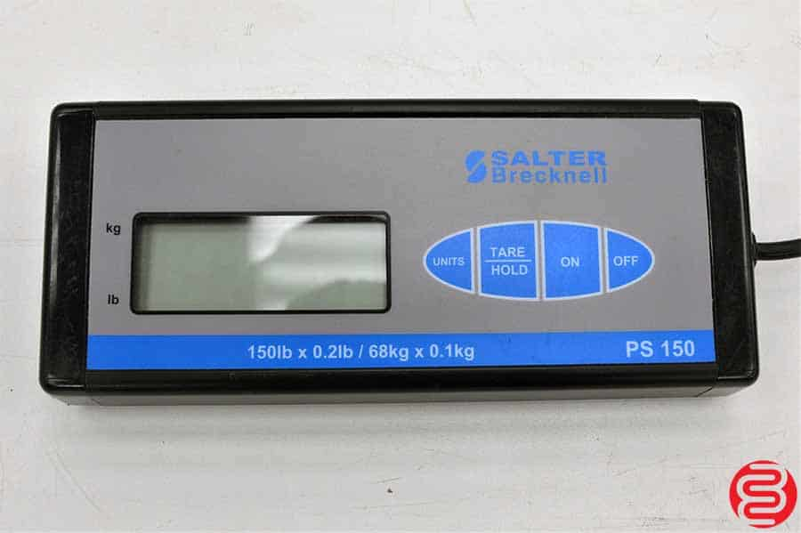 Salter Brecknell PS Basic Shipping Scale