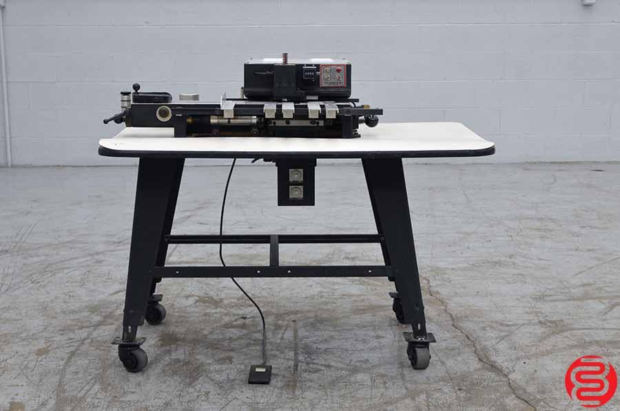Scott 1800 Plastic Index Tab Machine