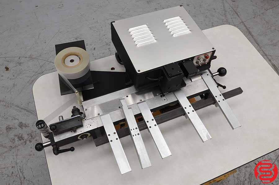 Scott 1800 Plastic Index Tab Machine