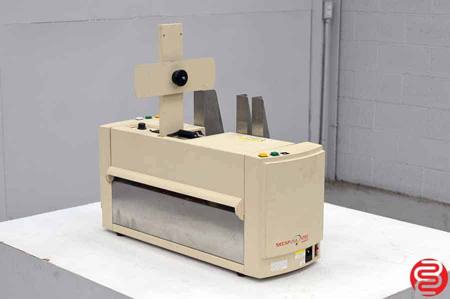 Secap 1030 Tabletop Tabbing Machine
