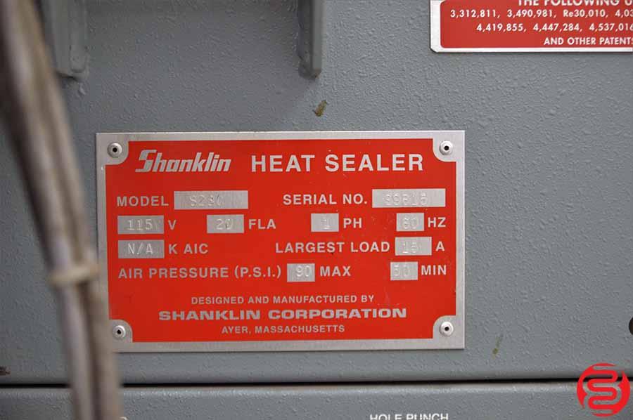 Shanklin S-23C High Production Sealer