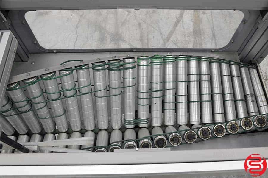 2003 Solema Raddrizzatore SX Lay-Down / Up-Right Machine