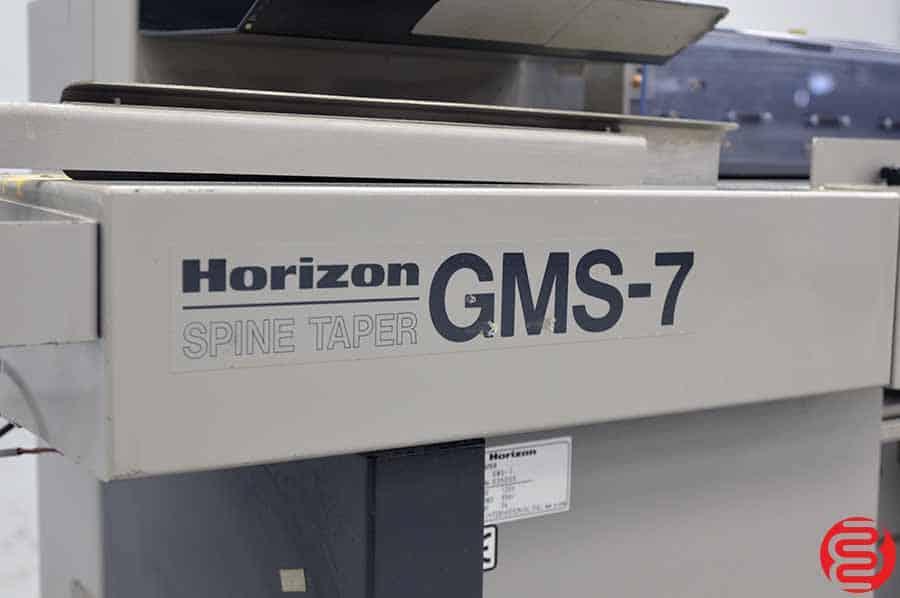 Standard Horizon GMS-7 Spine Taper