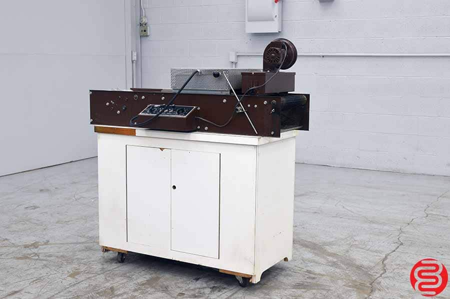 Therm-O-Type Super Model T Hand Fed Thermography Machine