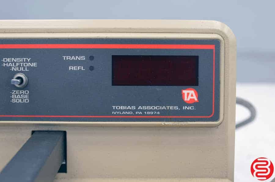 Tobias Associates Trx Combination Densitometer Boggs
