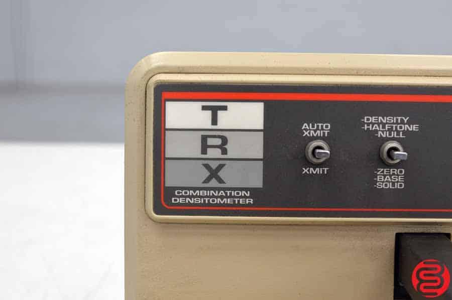Tobias Associates Trx Combination Densitometer Boggs