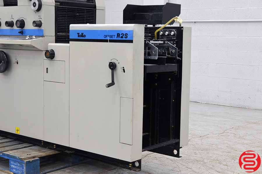 Toko R2S Two Color Offset Press