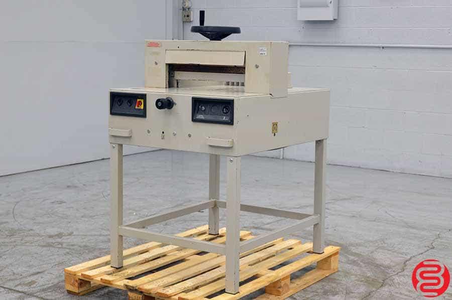 1989 Triumph Ideal 4810 A Paper Cutter