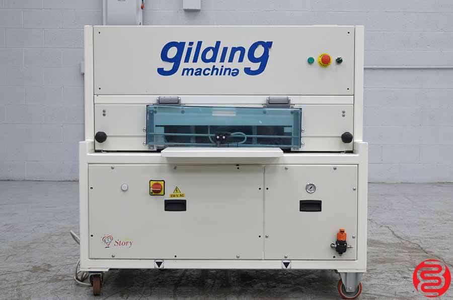 Unibind Gilding Machine