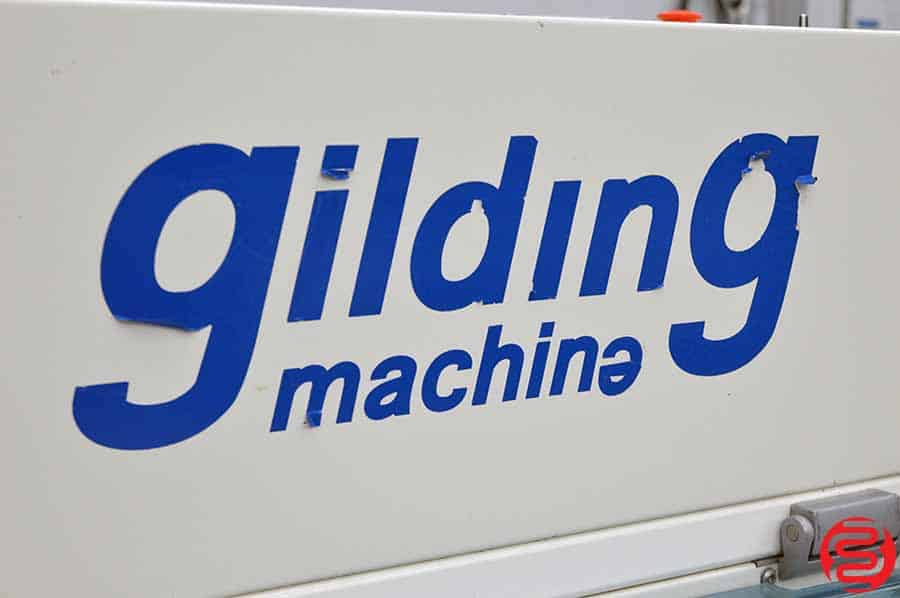 Unibind Gilding Machine