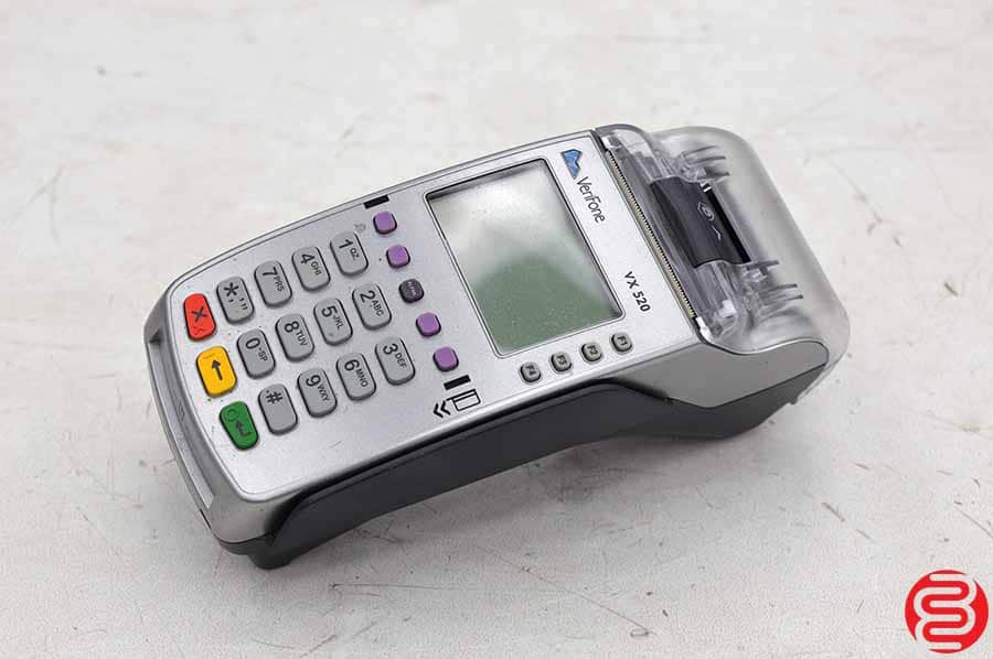 VeriFone VX 520 Table Top Card Reader