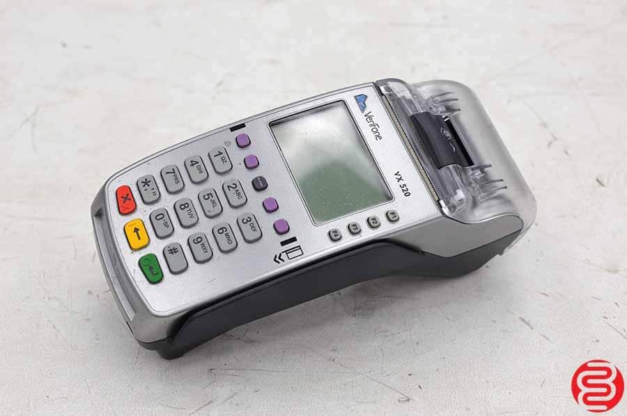 VeriFone VX 520 Table Top Card Reader