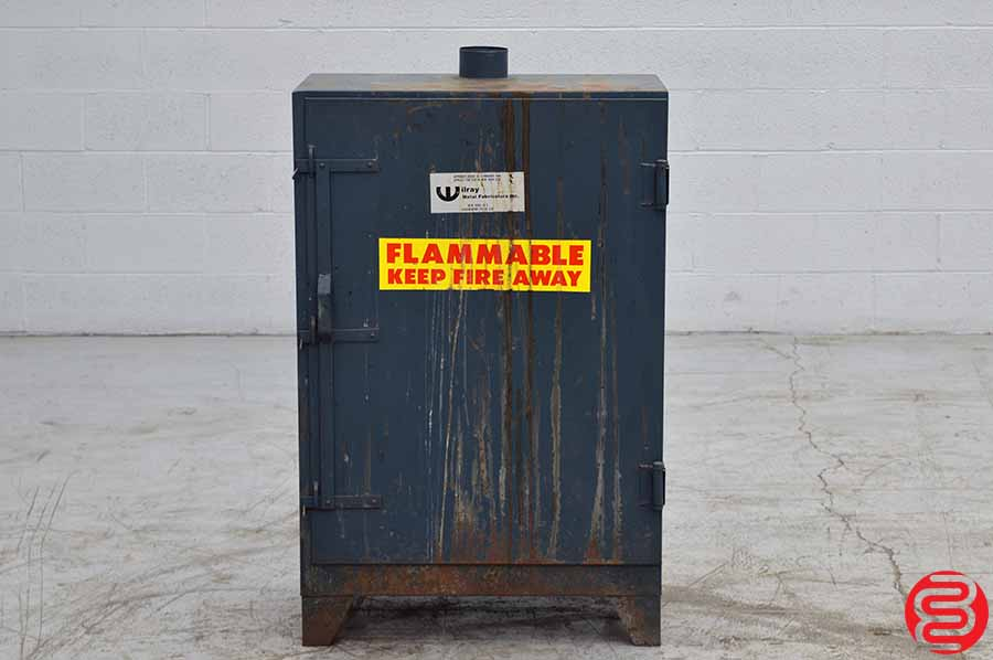 Wilray Fire Safe Chemical Cabinet
