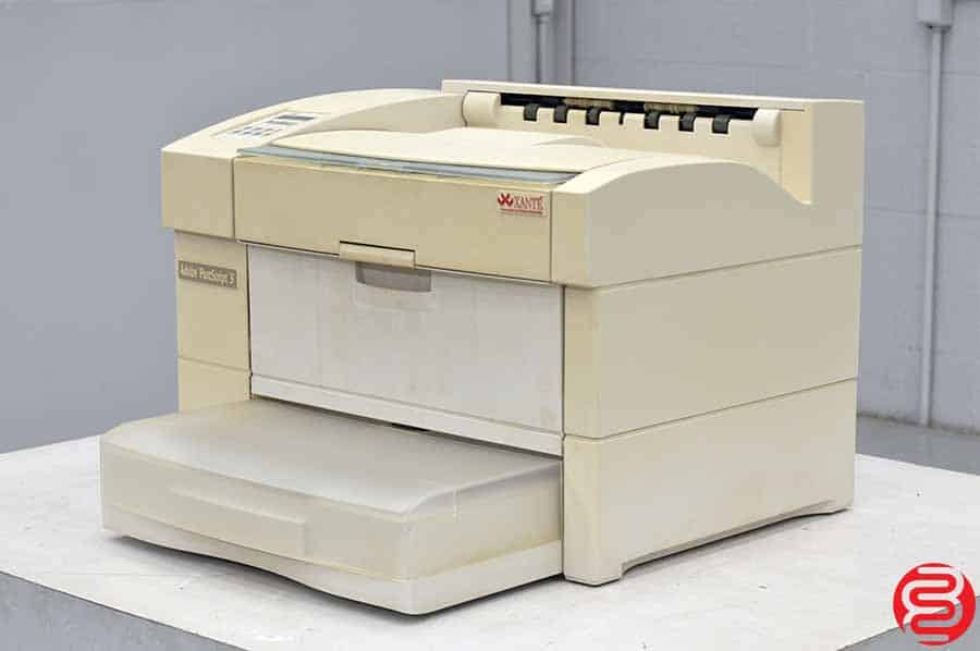 1999 Xante PlateMaker 3 Computer to Plate System