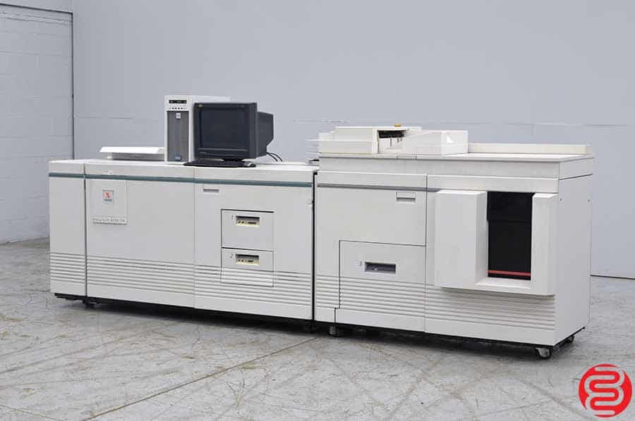 2002 Xerox DocuTech 6135 Color Digital Press