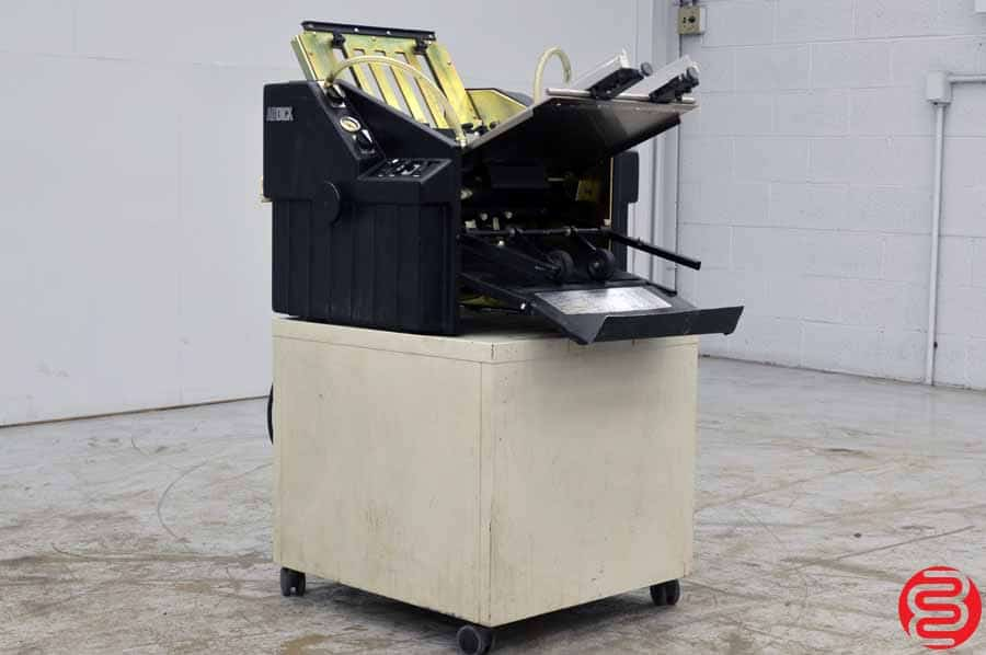 AB Dick Model 87 Vacuum Feed Paper Folder