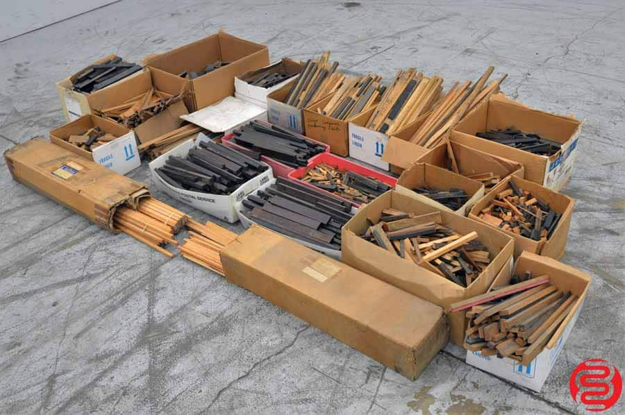 Assorted Wood Furniture