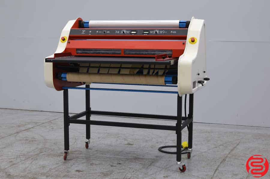 "Banner American Finisher 4300 43"" Print Shop Roll Laminator"