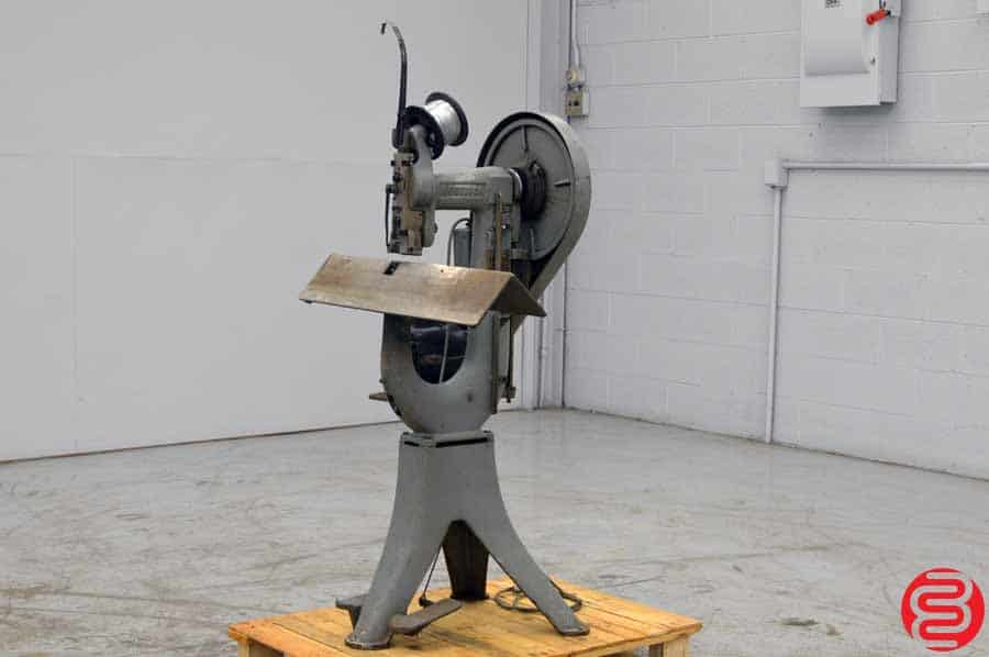 Bostitch No. 2 Boston Flat Book / Saddle Stitcher