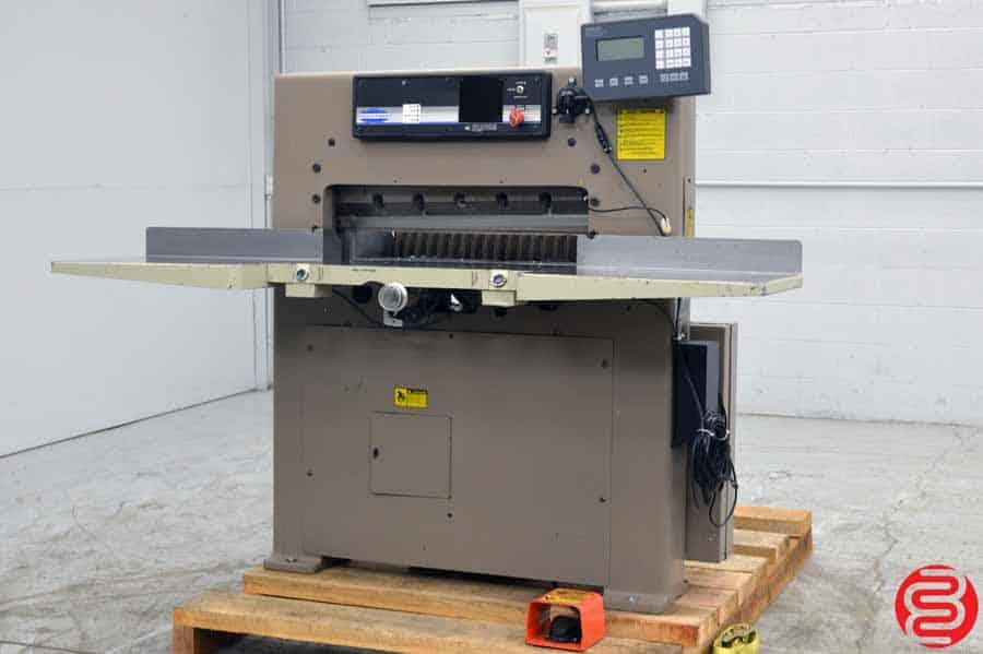 Challenge 305 MPC Programmable Paper Cutter w/ Microcut Jr