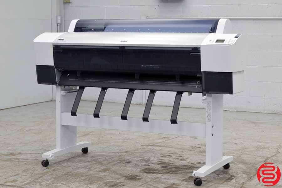 2010 Epson Stylus PRO 9880 Wide Format Printer